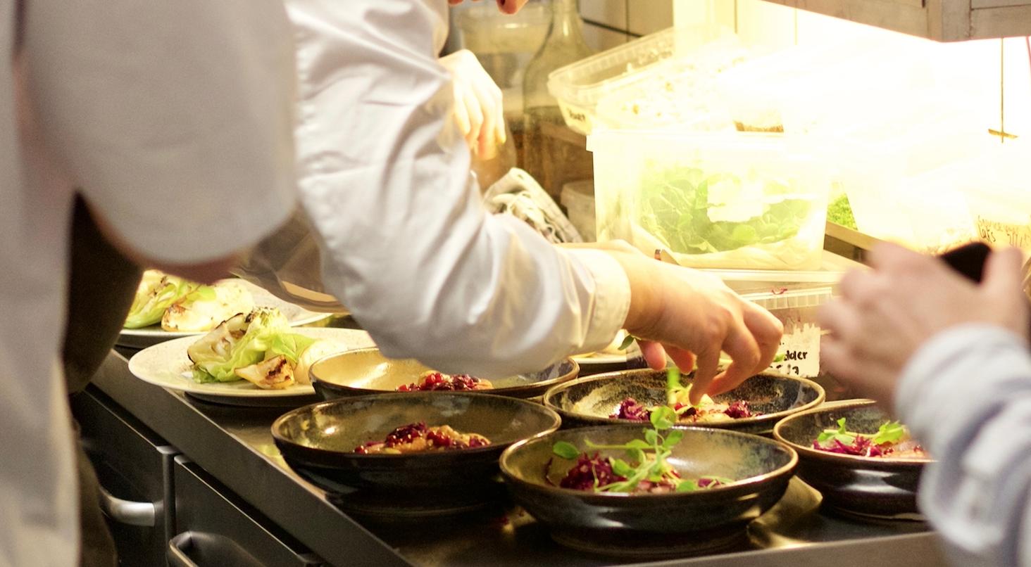 Fars Dag på Restaurant MellemRum