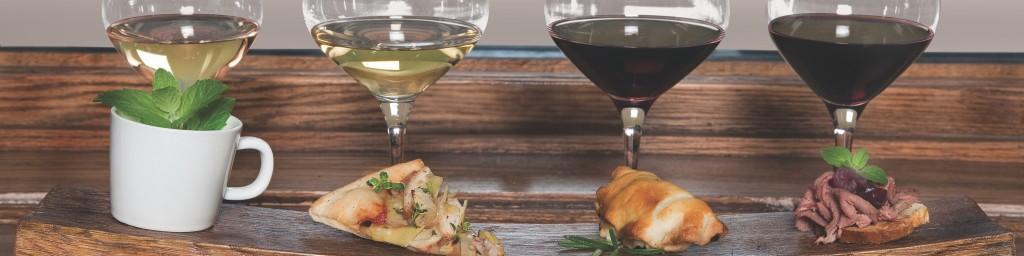 Mad-og-vinsammensætning-vinskole-restaurant-mellemrum