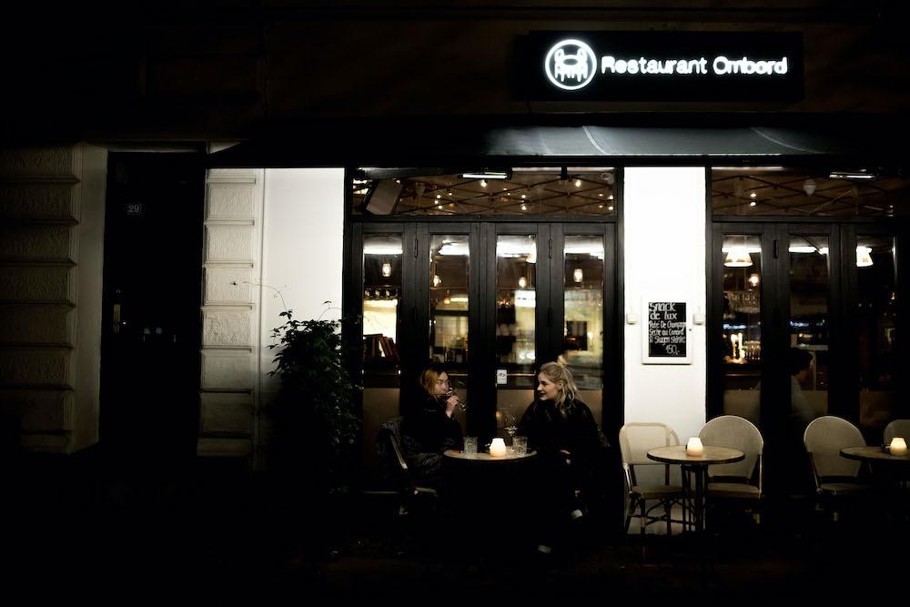 God mad i Jægergårdsgade, Aarhus C.