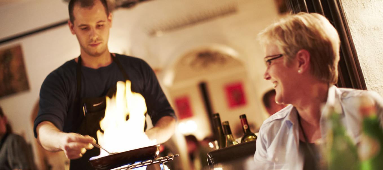 Restaurant Arrangementer Århus
